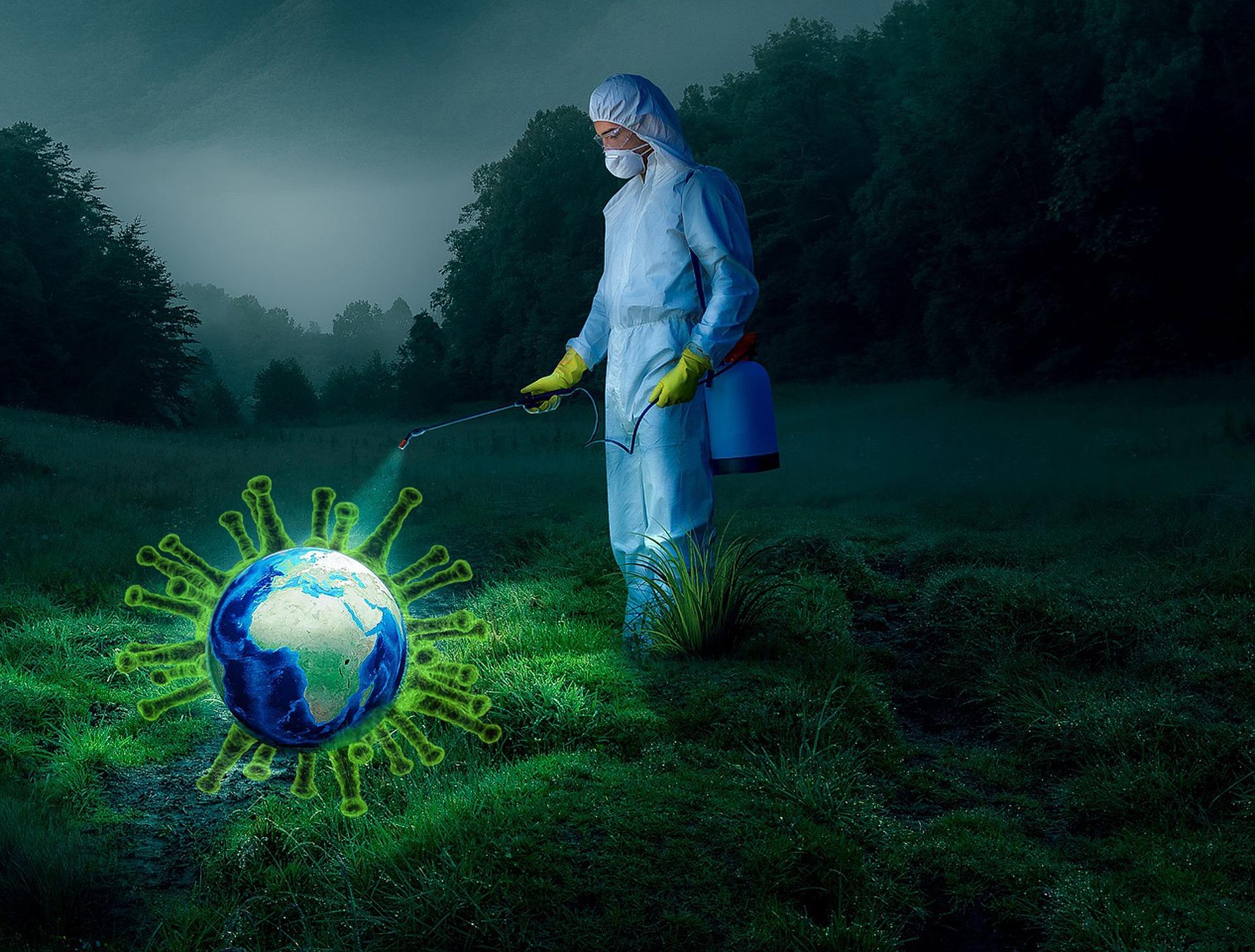 Globalizáció, világjárvány és világkormányzás