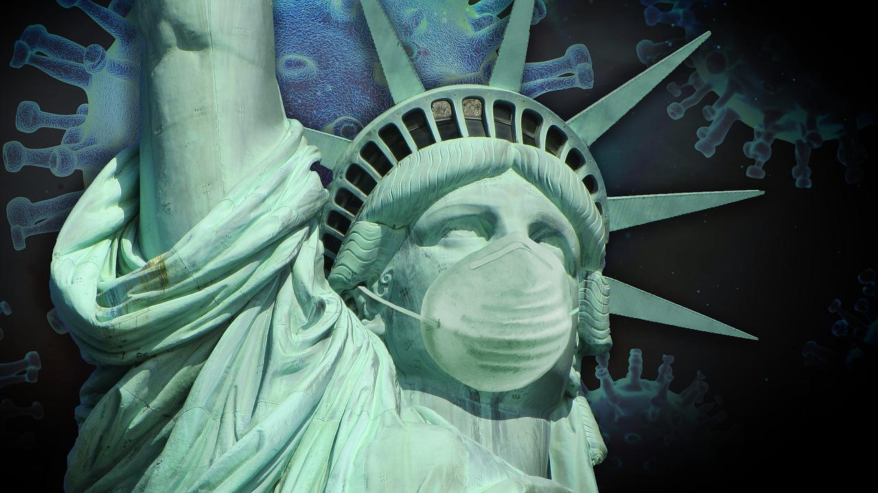 Amerika és a koronavírus