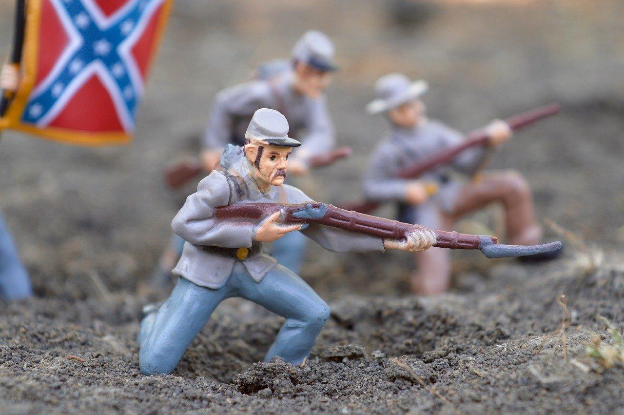 Az amerikai polgárháború a filmvásznon