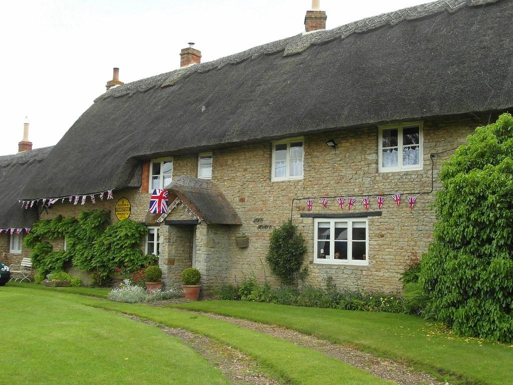 Politika a falusi Angliában