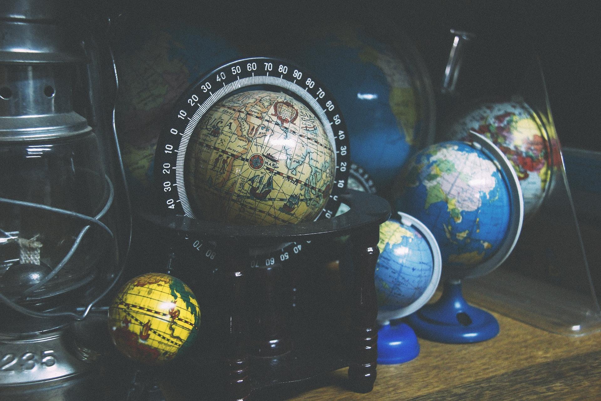 A térképek politikája